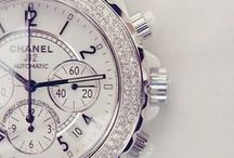 """Luxury Watches / As the time is passing by, we look forward to buy an original watch, not too big or not too small... But I propose you the rarest models, the """"couture"""" ones, high jewellery timepieces made with love from the swiss ateliers of the Maison VanCleef&Arpels, Cartier or Rolex, sweet dreams!"""