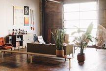Interior / by Stephanie Dockhorn