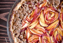 pies, crisps, etc. / by Natalie Masini