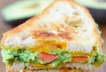 sandwiches & wraps / by Natalie Masini