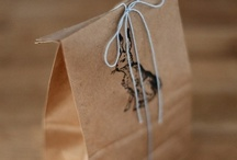 Gift Wrapping / by Stephanie Dockhorn