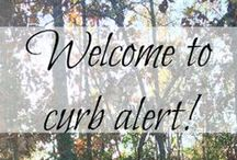 Curb Alert! Blog Projects / You can find all of these great projects at Curb Alert!  http://www.curbalertblog.com