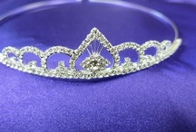 Bridal/Prom Tiaras and Accessories