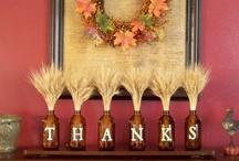 Fall/Thanksgiving / by Katherine Lynn Hill