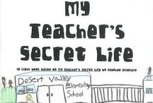 Confessions of a Teaching Junkie Blog / I'm in elementary education and love to share my ideas for teachers. From teacher quotes to school organization, teacher appreciation, and everything in between, come take a peek at my classroom teaching addiction at ConfessionsofaTeachingJunkie.com.