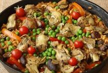 Tried & Liked - Vegetarian / These are the recipes I've tried, liked, and will make again.