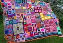 Crochet - Blankets / by Betty Carter