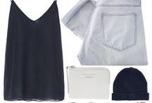 Minimalist Wardrobe / by Stephanie Dockhorn