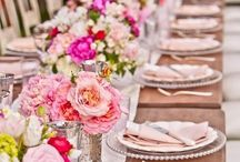 Tablescapes / Glamorous tablescapes