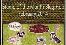 CTMH SOTM Wild About Love / S1402 Wild About Love