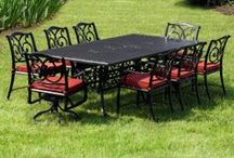 Gensun Patio Furniture /  If you are looking for a wide variety of Gensun Outdoor Patio Furniture look no further.