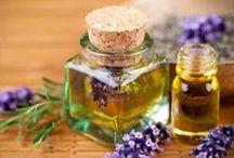 Essential oils / by Einav Lotan