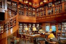 Bibliophilia / For those who can't get enough of books, libraries, reading...