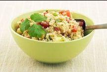 Recipes - Side dishes / by Einav Lotan