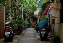 Favorite Cities \\Taipei