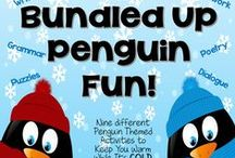 Penguins / Ideas, teaching resources, and video links for teaching a Penguin Unit