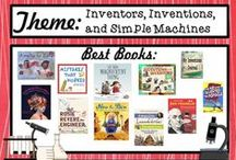 Inventors and Inventions / This board offers teaching ideas, activities, links, videos, and more resources for teaching a unit on inventors and inventions in the elementary classroom.