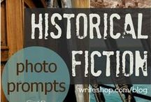 Historical Fiction Resources / This board offers teaching ideas, activities, links, and more resources for teaching a unit on Historical Fiction in the elementary classroom.