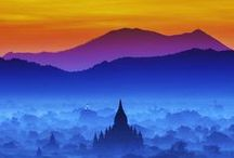 SouthEast Asia / Stunning landscapes and inspirational photos of southeast Asia.  / by BootsnAll Indie Travel