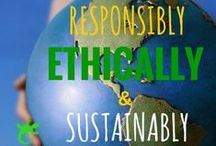 Eco Travel & Responsible Tourism / Tips and articles on how to travel responsibly around the world.  / by BootsnAll