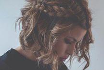 Hair  / by Tiffany Dodge Martinkus