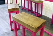 Furniture / by Nikki Daskalakis
