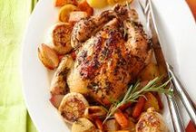 Chicken Recipes / I might not ever make the yummy food, but I like to look!  / by Chelsie Ness