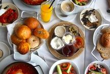 Israeli Cuisine / Find out about all kinds of special Israeli food / by State of Israel
