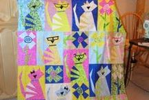 Quilting / by Diane Lea