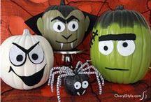 Halloween: Décorations