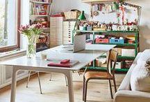 Study-Work Spaces