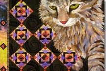 Art*Quilts and Textiles / by Cathy Kent