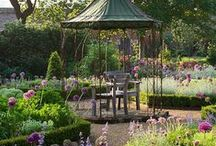 Tuinen - gardens / Inspirerende foto's van mooie tuinen - Inspiring pictures of beautiful gardens
