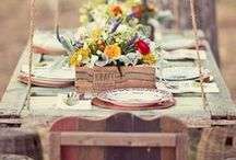 The Table / Where loved ones gather to be together! / by Living the Gourmet