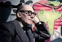 Le Corbusier / by Esko Kilpi