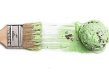 { Gelato } { Ice-Cream } { Popsicle } / by Jacqueline Chen