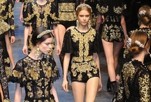 ~ Dolce & Gabbana ~ / by Jacqueline Chen