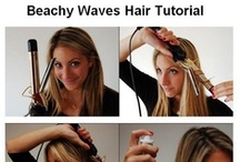 DIY - hair / Tutorials and ideas