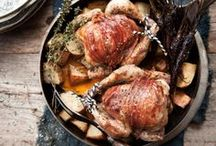 Poultry / #chicken #turkey #poultry #duck / by Living the Gourmet