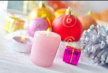 Kerst - Xmas / Kerstinspiratie, van het aankleden van je boom tot het zelf maken van kerstversiering!