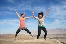 Study In Israel / Find out about all the different possibilities of studying abroad in Israel