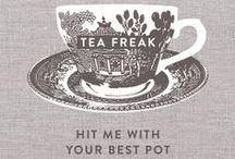 Where there's tea...