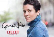 Garance Doré for LILLET