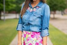 Fashion - Spring/Summer / by Jeni Rauch