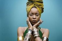 Erykah Badu Jewelry Game / Bits and pieces from a jewelry icon