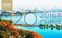 G20 2016 / Hangzhou G20, China 2016