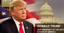 US Election 2016 / US Election 2016 Trump vs Hilary