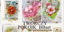 FOAMIRAN FLOWERS BBart / foamiran flowers, cards ,tutorial, ideas