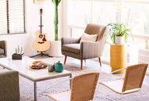 Home / Home decor ideas with modern, clean, fun design.