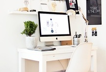Of Wonderful Workspaces / Wonderful inspiring workspaces, home offices and study spaces